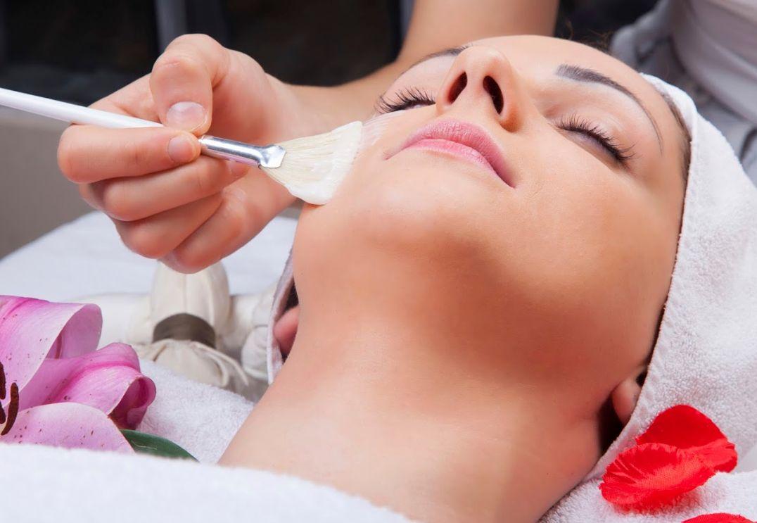 Tratamientos faciales: Servicios de Evanails & Beauty