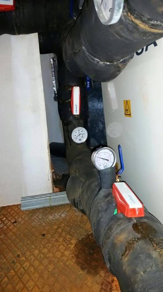 Sstemas de ventilación y aire acondicionado