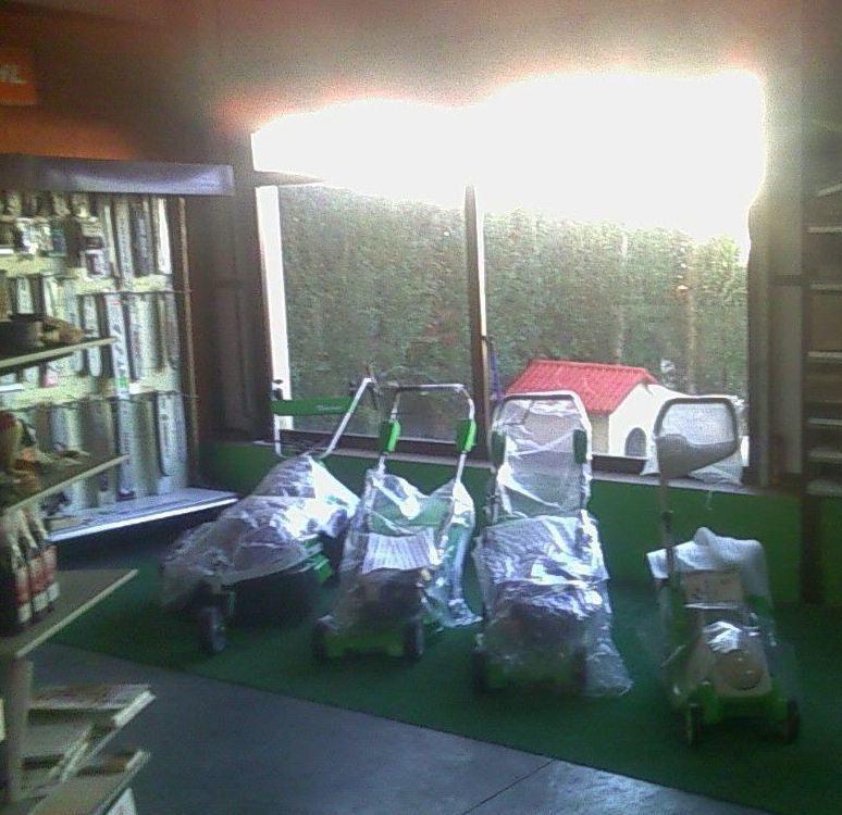 Maquinaria agrícola en Asturias