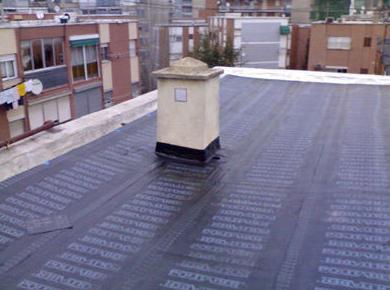 Goteras e impermeabilización: Servicios de Reparaciones Te & Cu