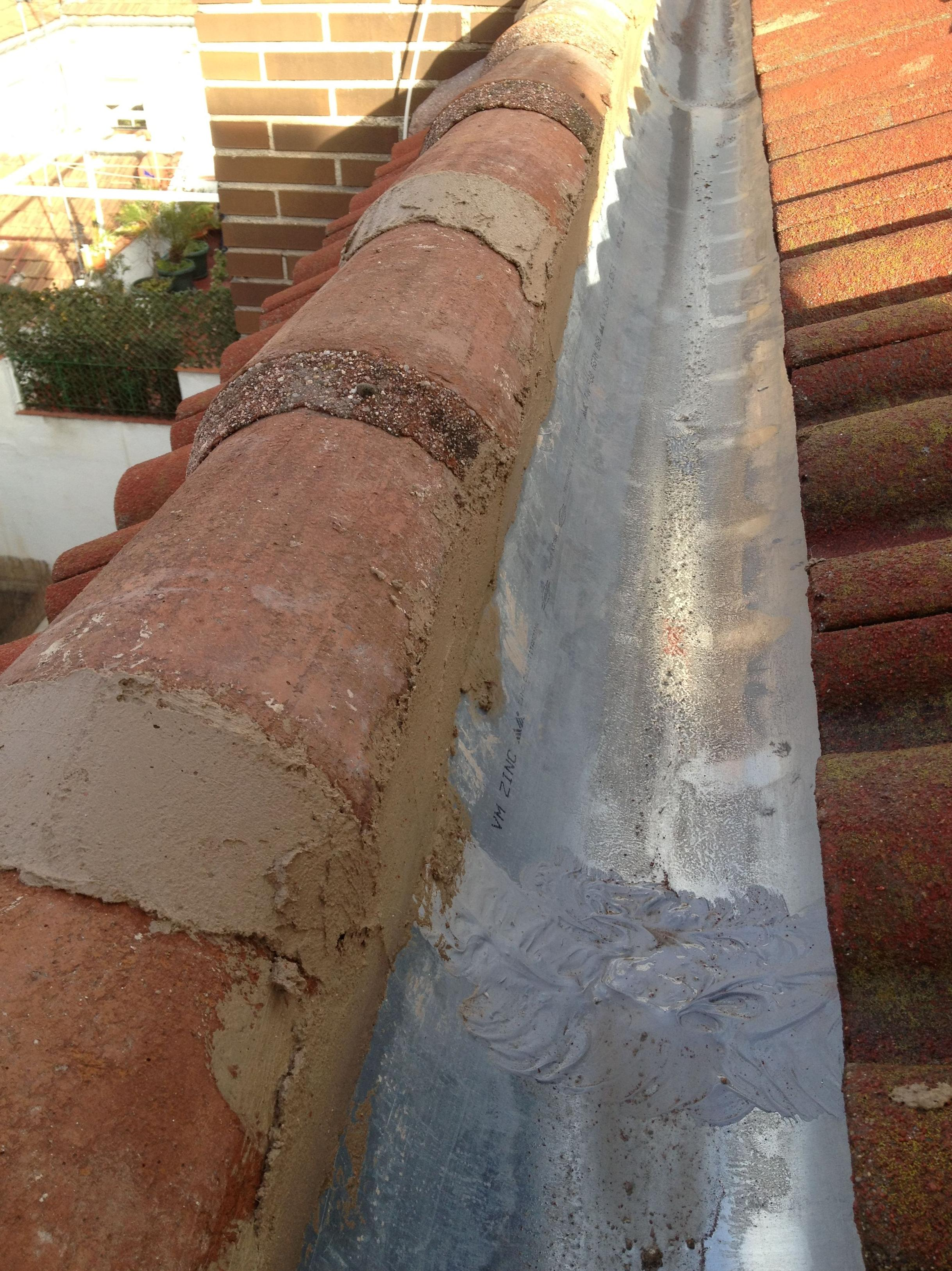Mantenimiento de tejados: Servicios de Reparaciones Te & Cu
