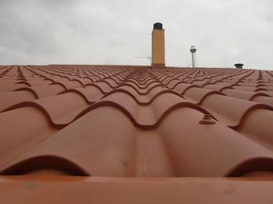 Tipos de cubiertas y tejados: Servicios de Reparaciones Te & Cu