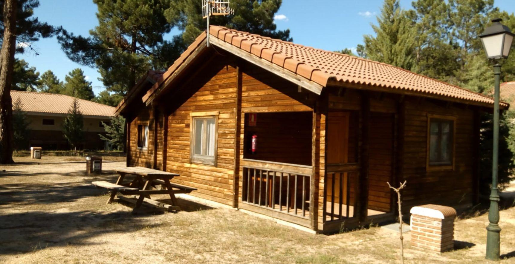 Camping bungalows en Segovia