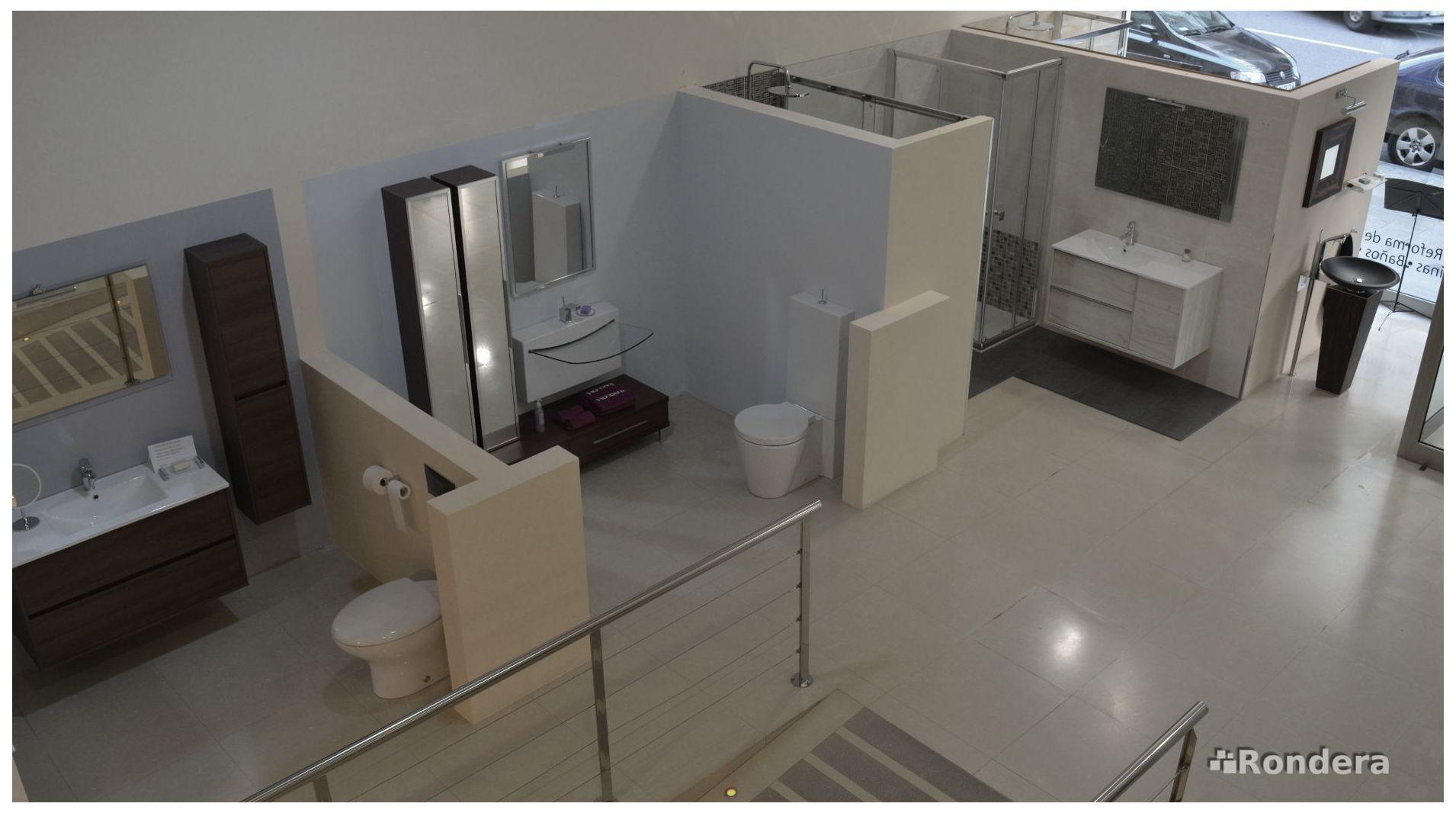 Reforma baño Gijon