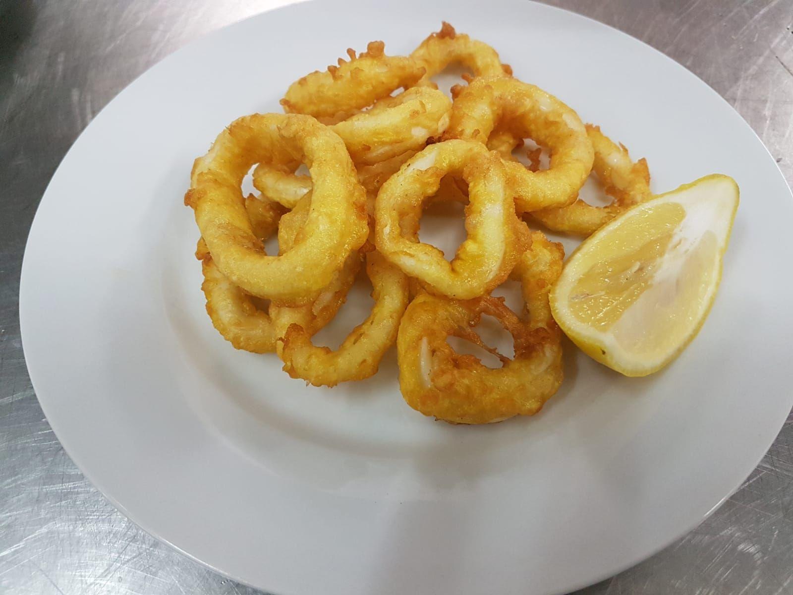 Restaurante con abundantes raciones en Castellar del Vallés
