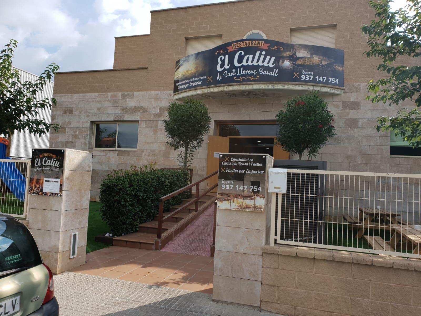 Restaurante en Castellar del Vallés
