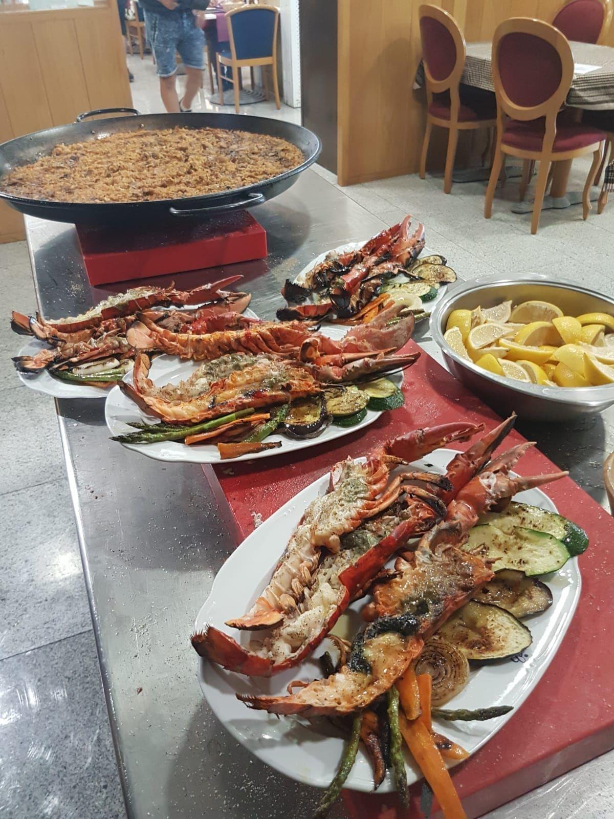 Carta de platos: Nuestros platos de El Caliu de Castellar