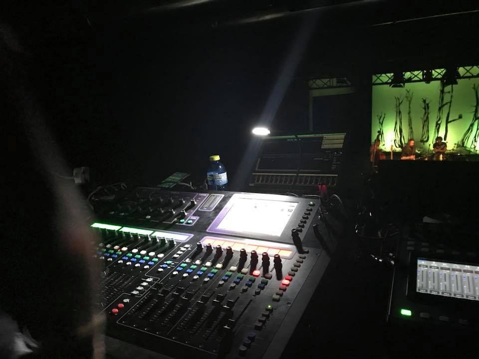 Tienda de artículos de sonido e iluminación en Valencia