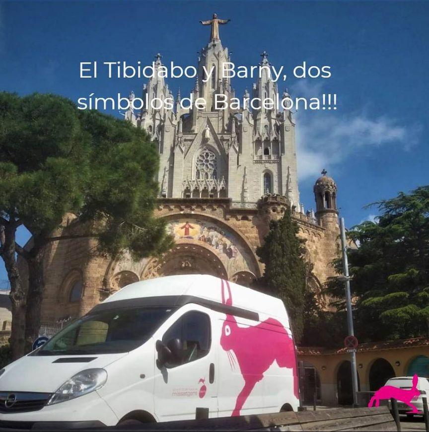 Mensajería urgente en Barcelona