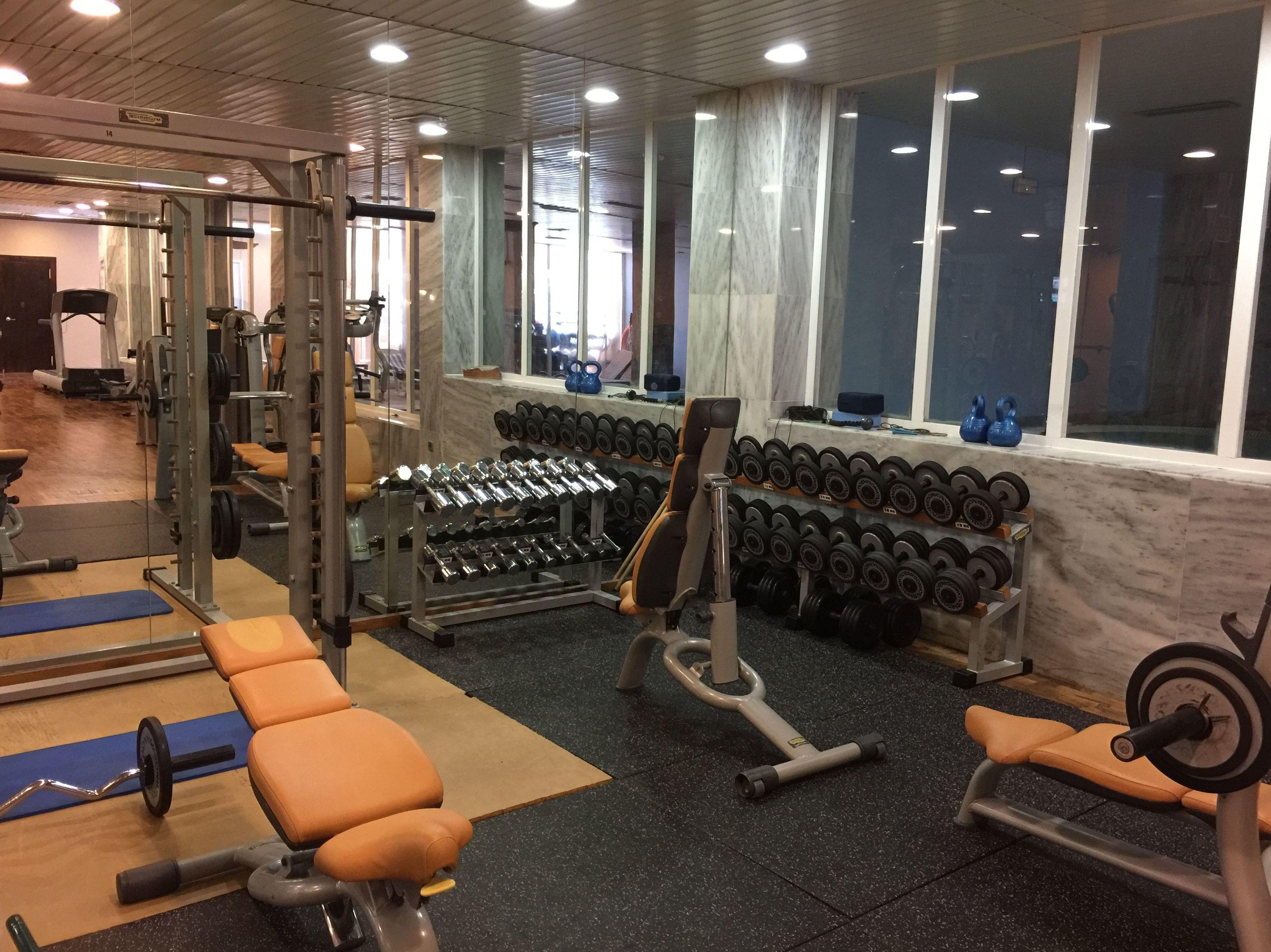 Entrenamientos personales : Servicios  de Yhi Wellness at Meliá Sitges