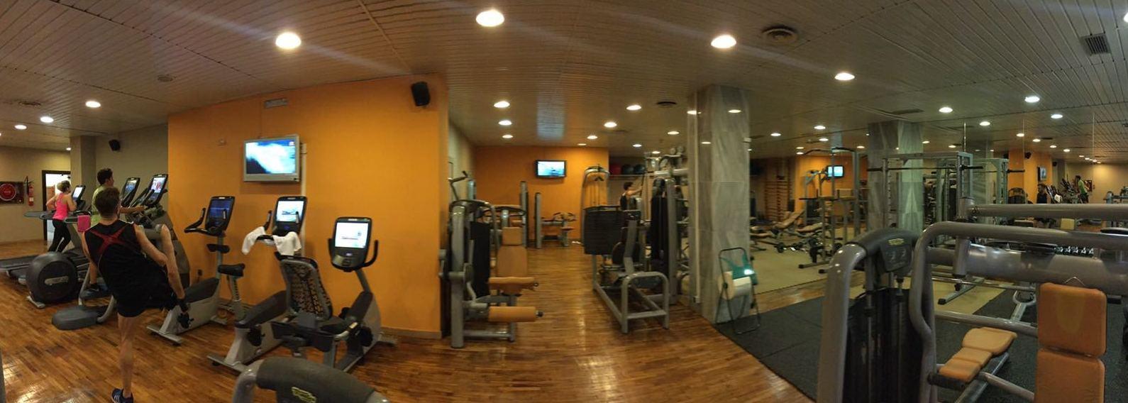 Sala de fitness y musculación : Servicios  de Yhi Wellness at Meliá Sitges