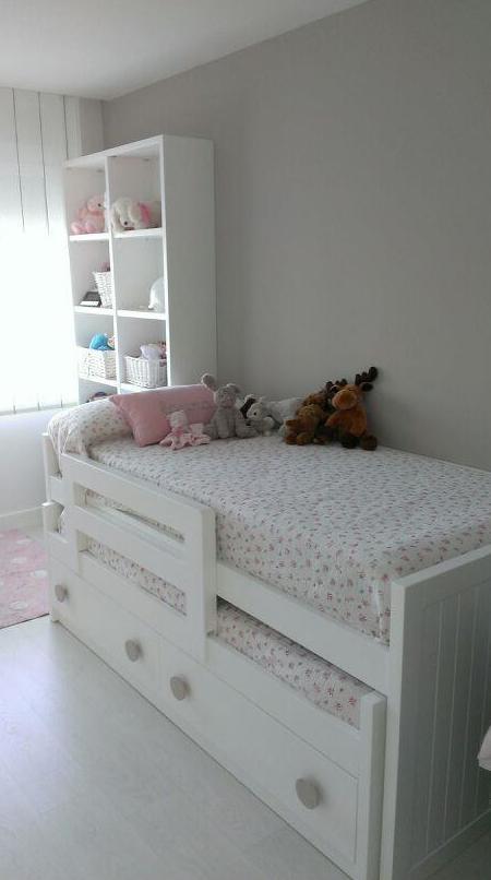 Dormitorios infantiles a medida en Pamplona