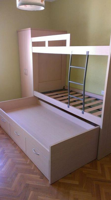 Muebles de madera a medida en Pamplona