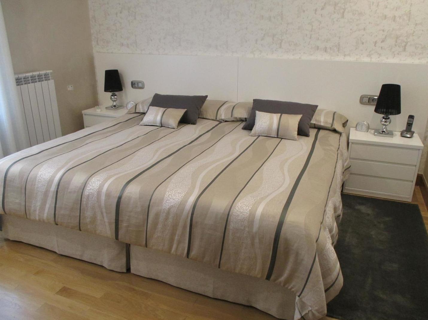 Muebles de dormitorio a medida en Pamplona