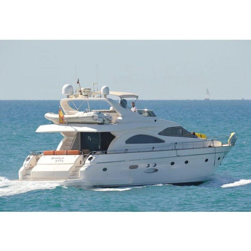 Astondoa 72: Productos de Jet Service Ibiza