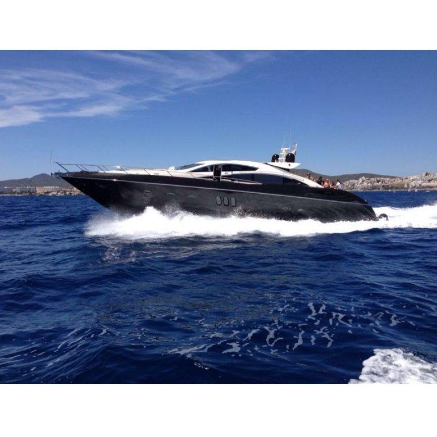 Sunseeker Predator 82: Productos de Jet Service Ibiza