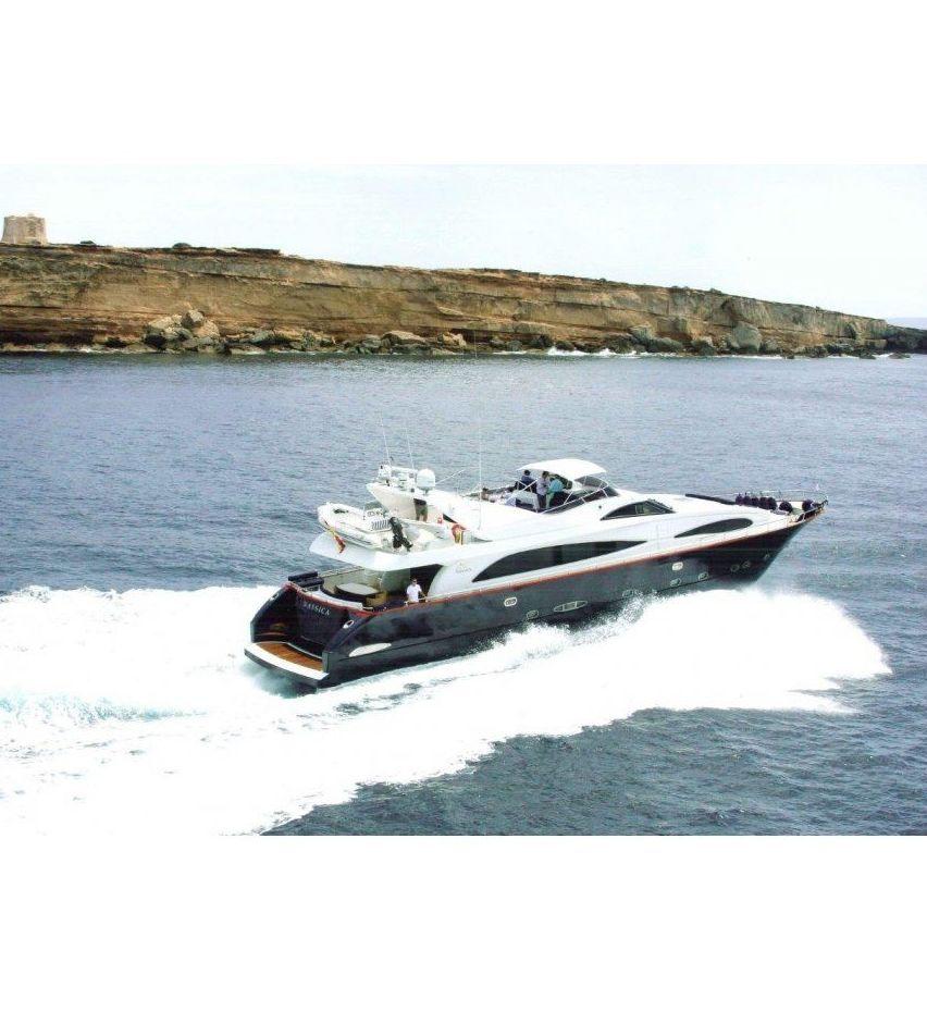 Astondoa 95: Productos de Jet Service Ibiza