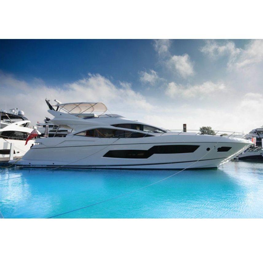 Sunseeker 80 Sport Yacht: Productos de Jet Service Ibiza