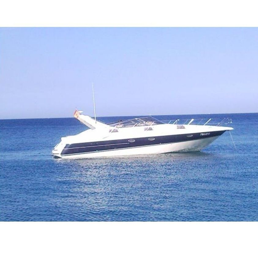 Cranchi Endurance 39: Productos de Jet Service Ibiza