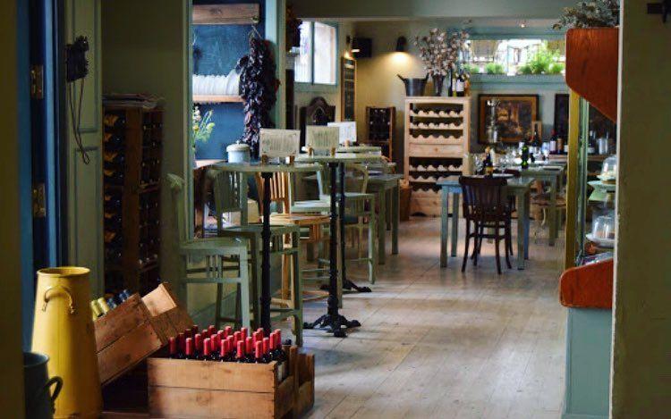 Foto 3 de Cocina de mercado en  | Tothora