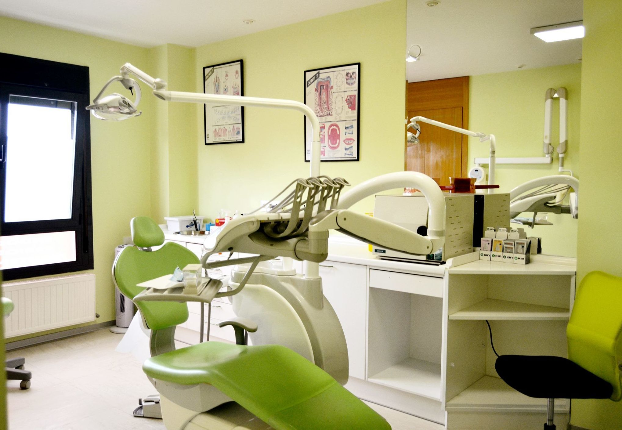 Clínica dental en Ávila.