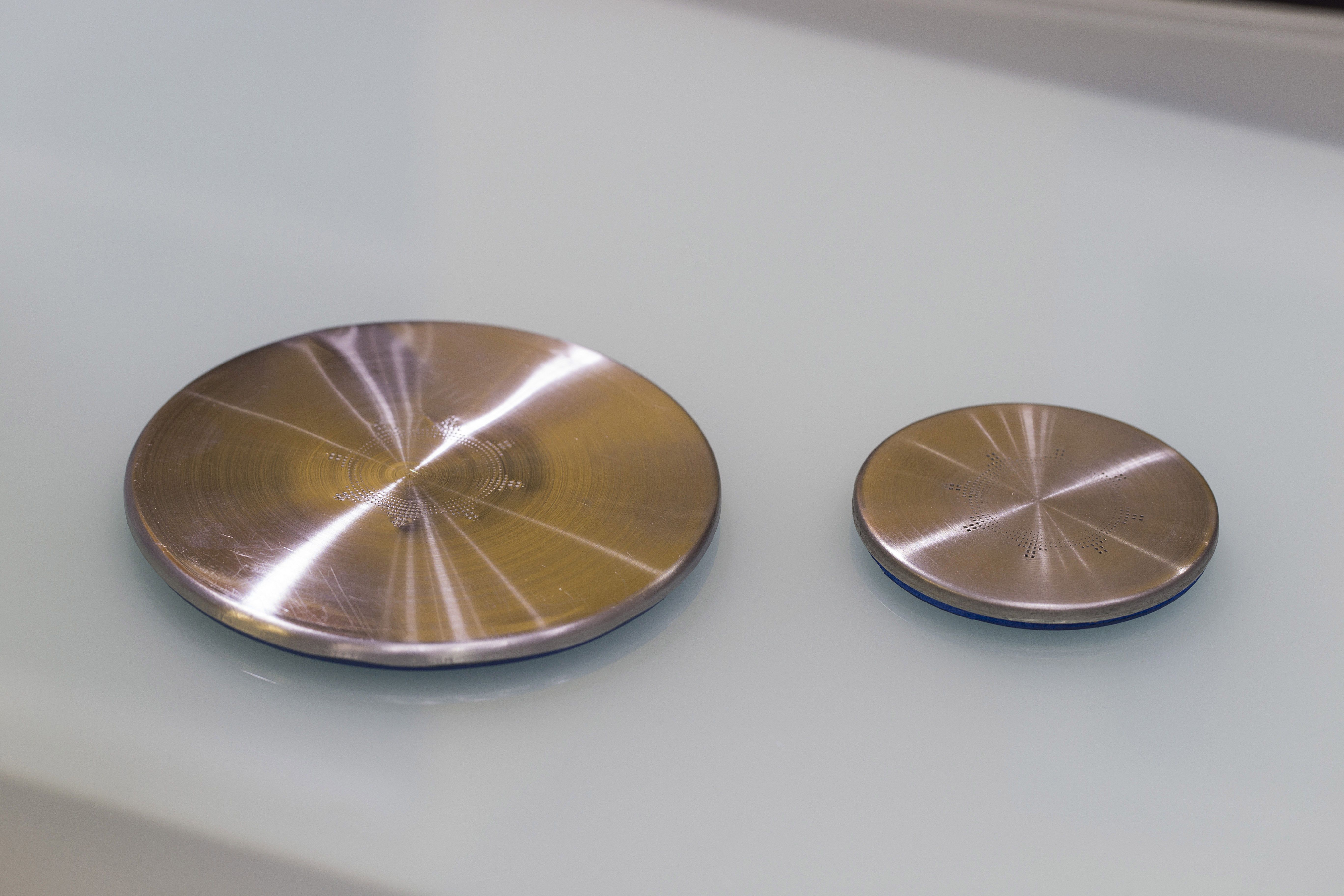 Armonización con nanofrecuencias