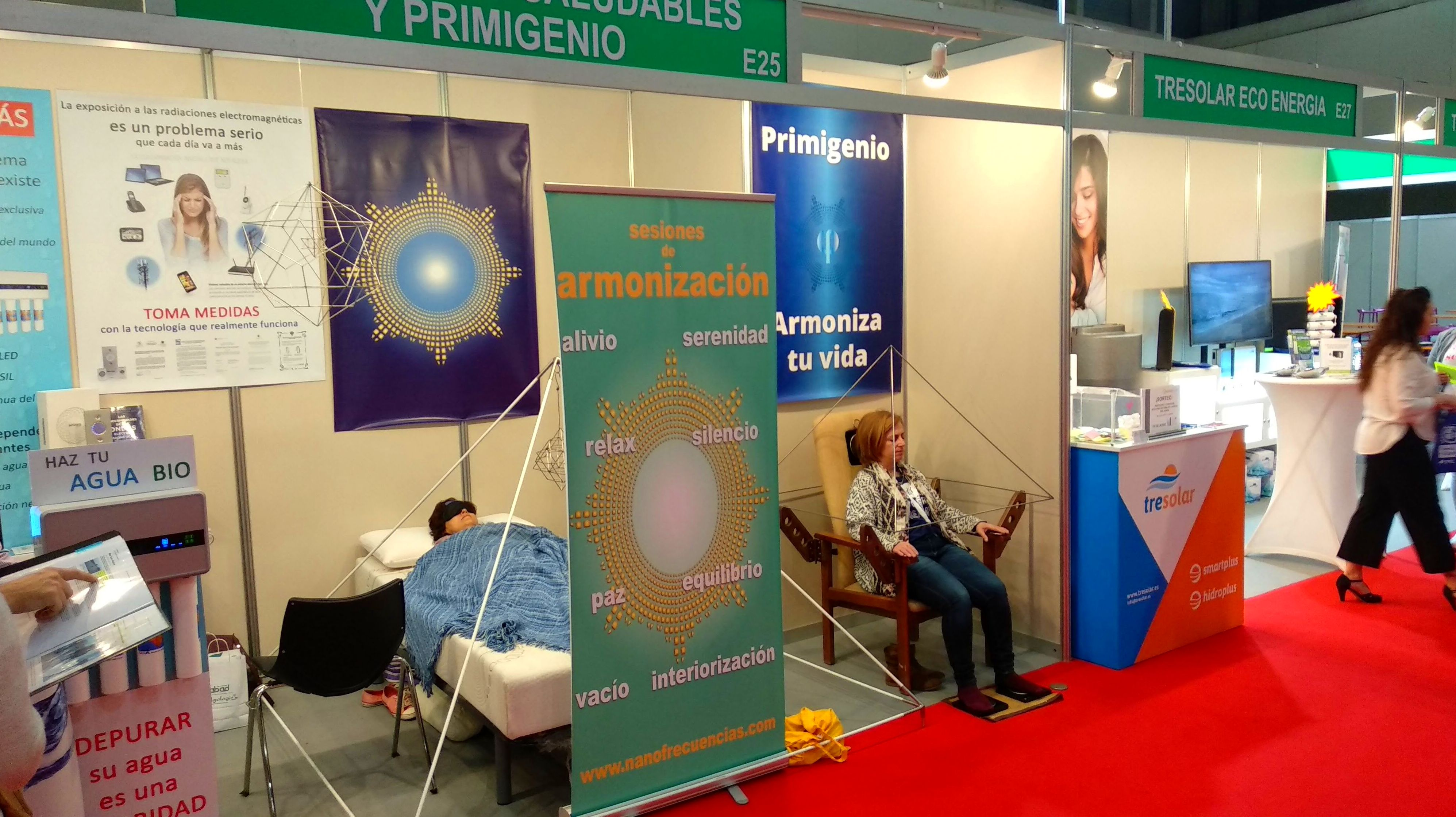 Expo eco salud Madrid