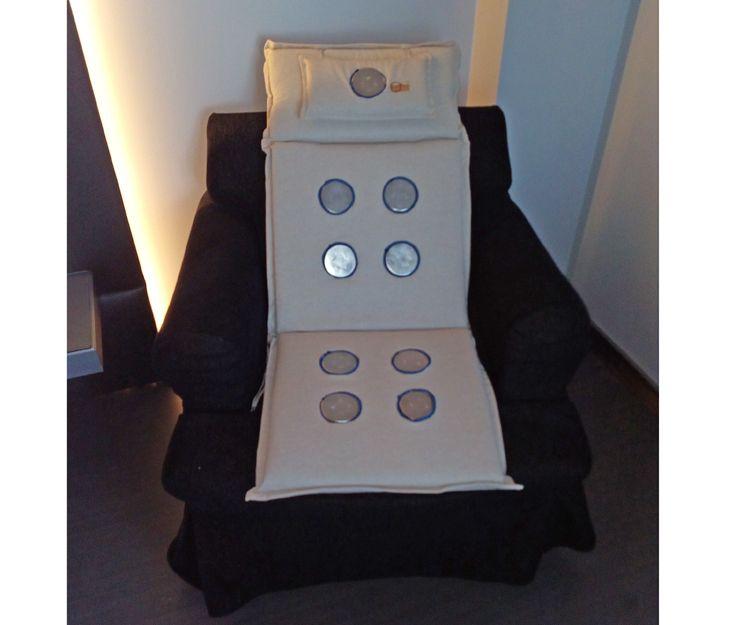 Formato de respaldo y asiento adaptable