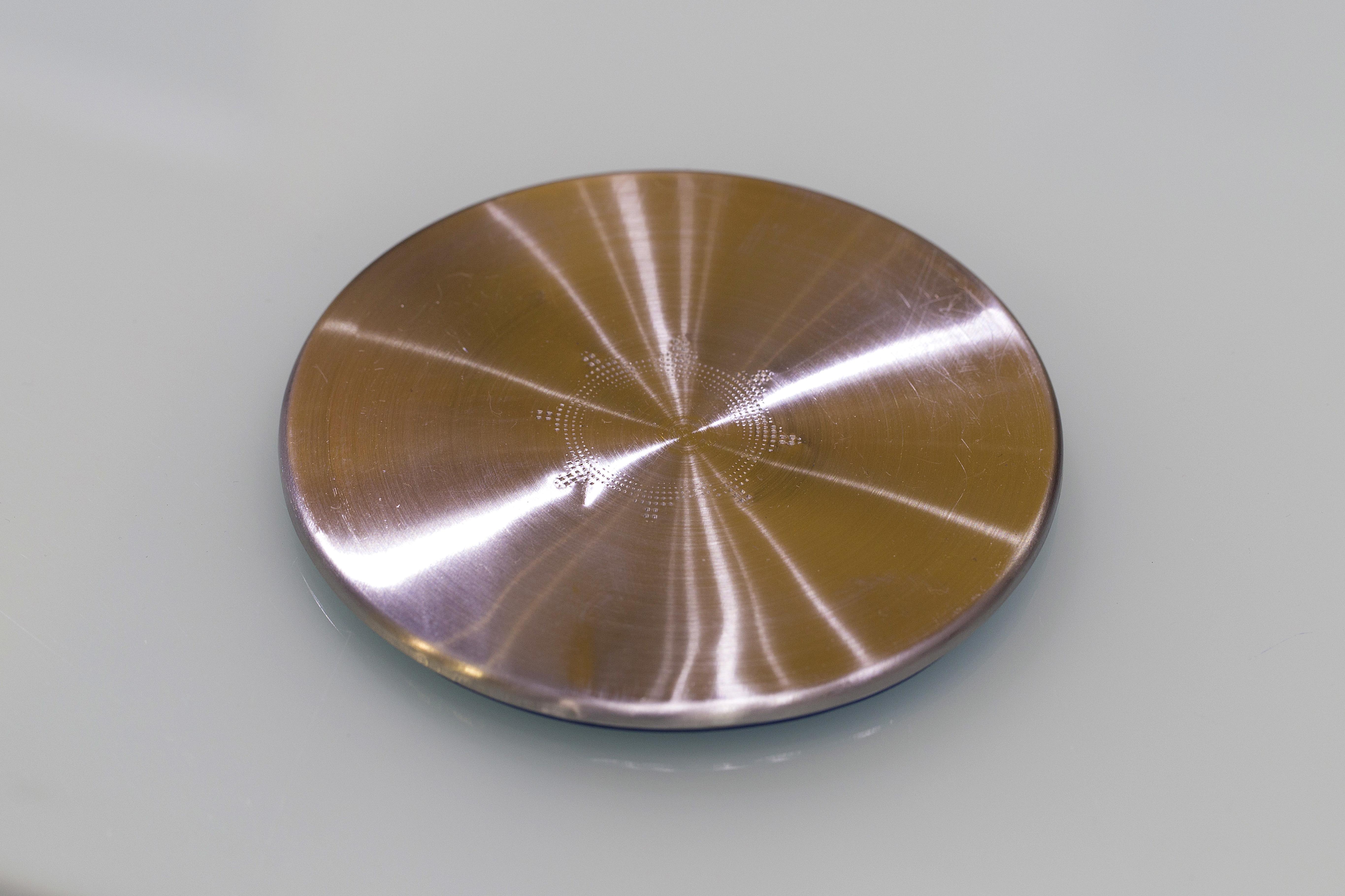 PRIMIGENIO de 12,50 cms de diametro