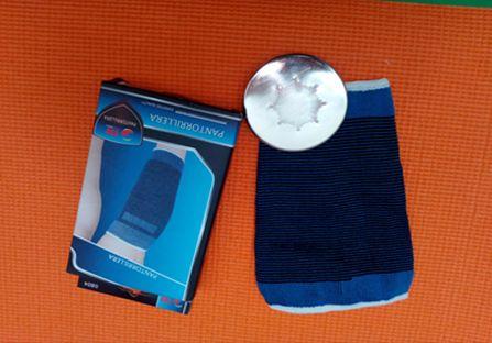 Soporte para pantorrilla, antebrazo, brazo: Emisores de nanofrecuencias de Primigenio