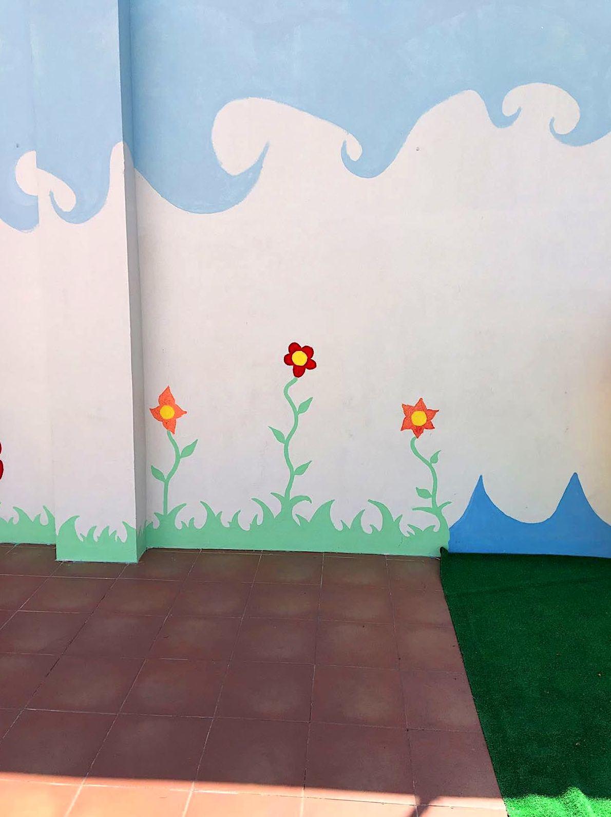 Las flores en albalat
