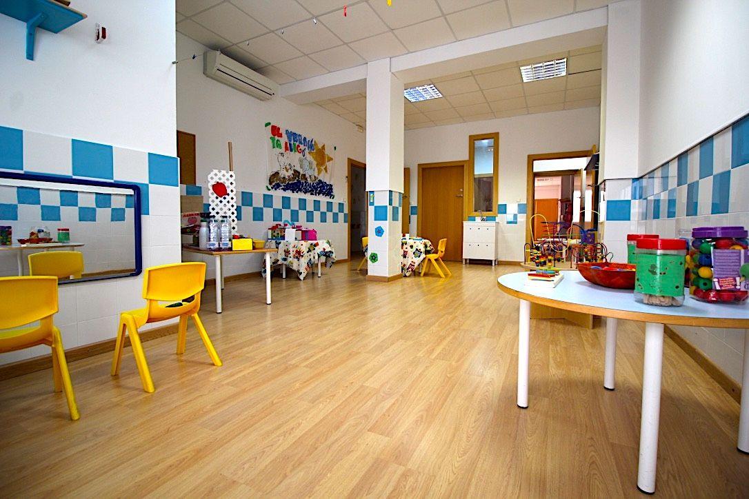 Centro de educación infantil en Albalat dels Sorells