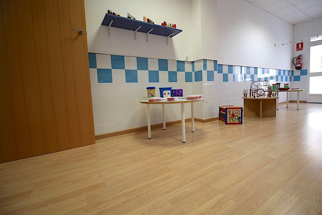 Centro de educación infantil en Emperador