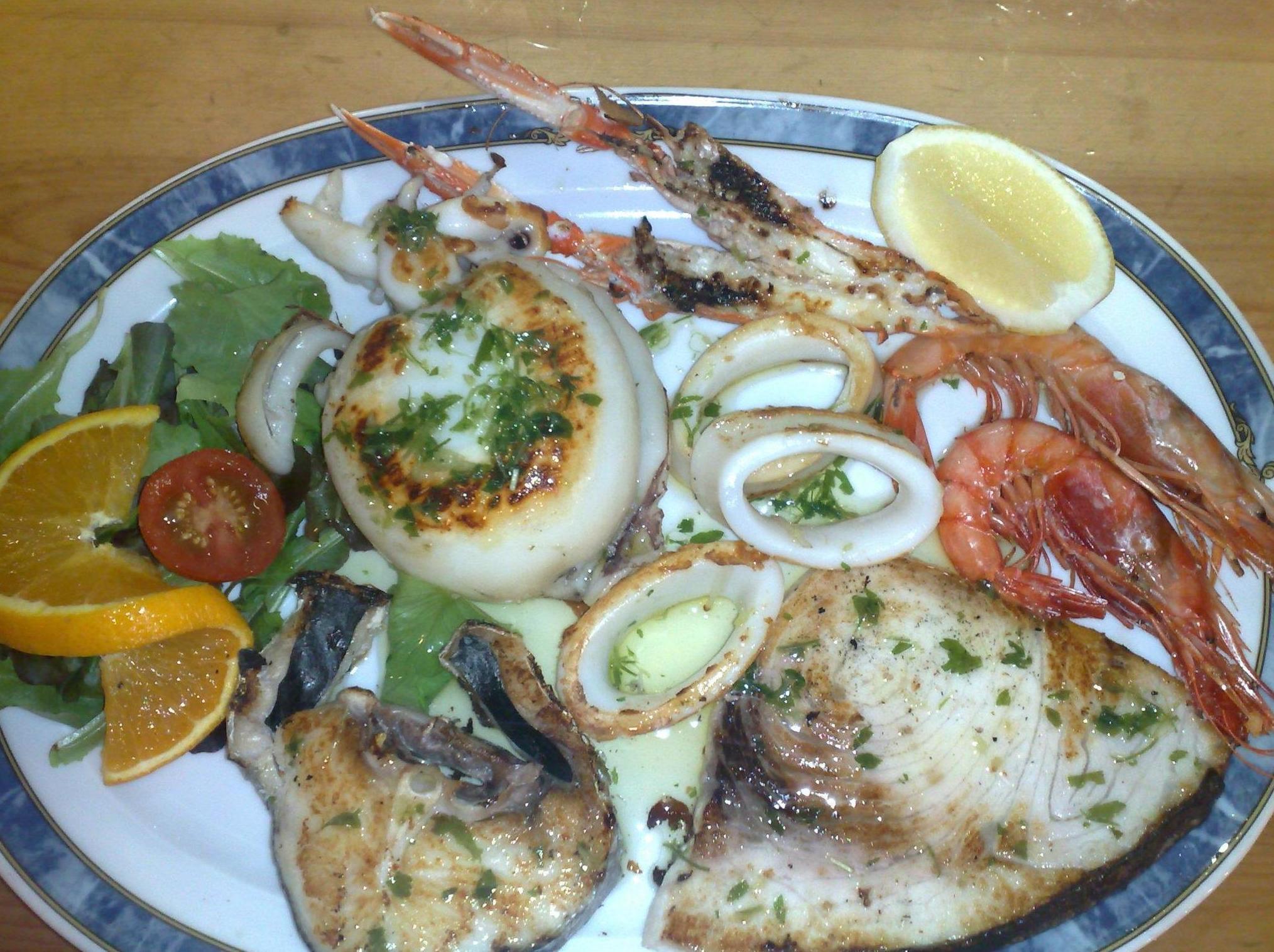 Foto 8 de Restaurante en Playa | Restaurante La Marina
