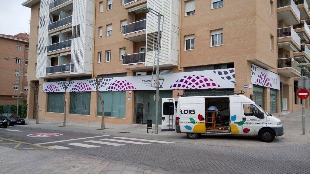 Foto 3 de Rotulación y señalización en Reus | Tot Colors