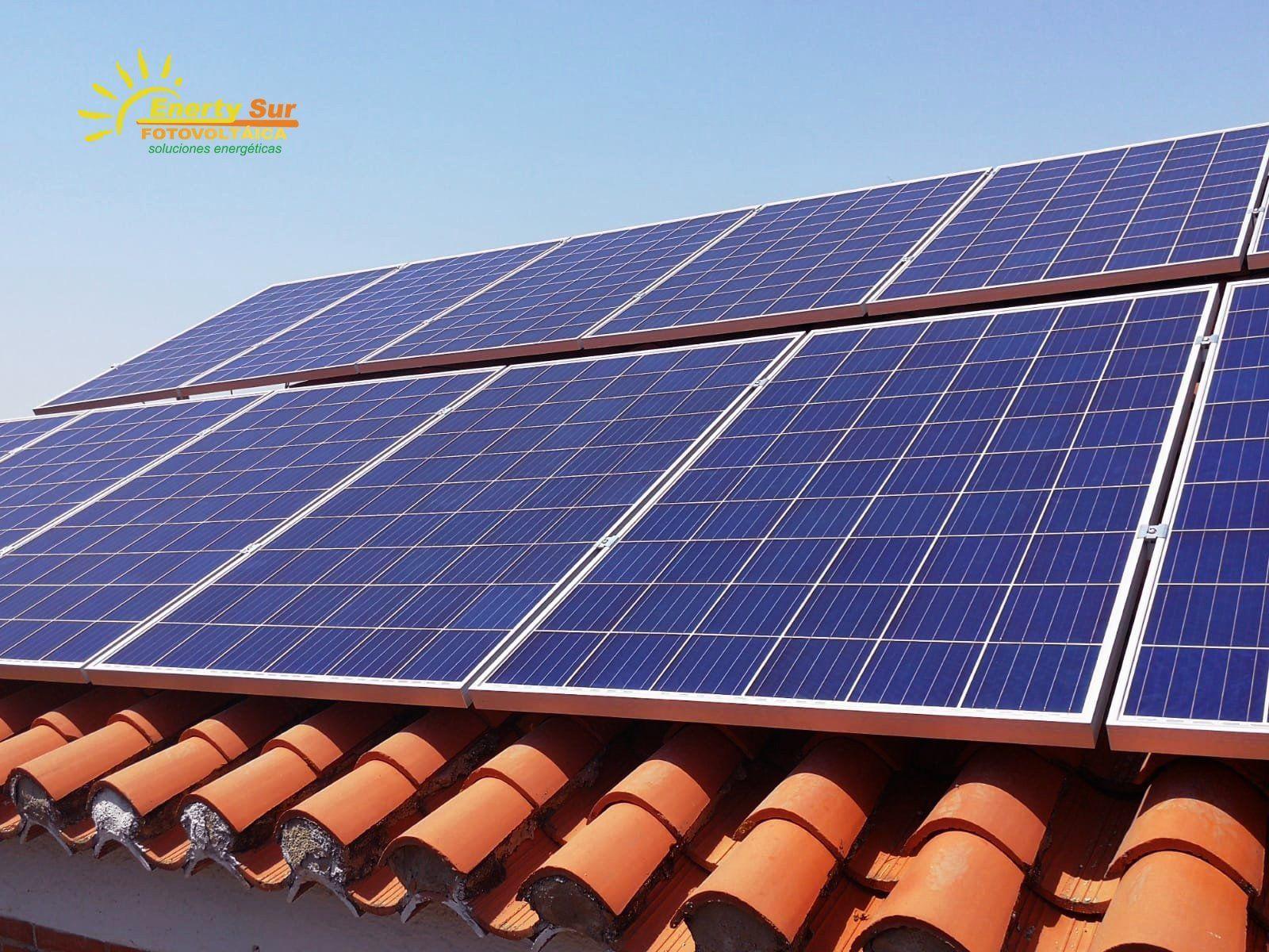 Instalación de placas solares  en Granada