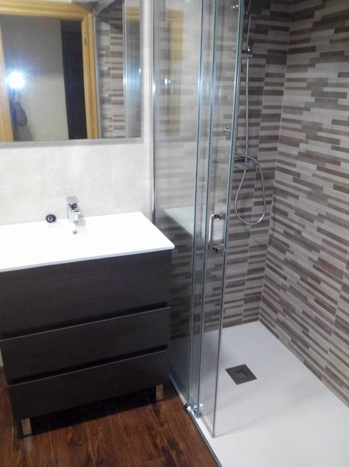 Reforma baño Gijón