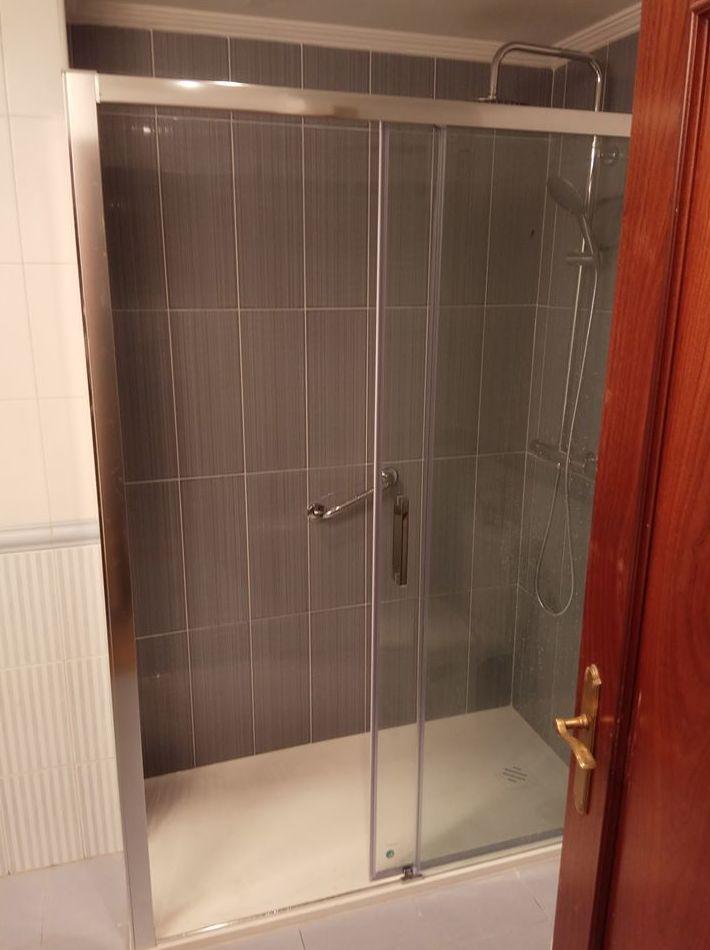 Cambio de bañera por ducha en Gijón