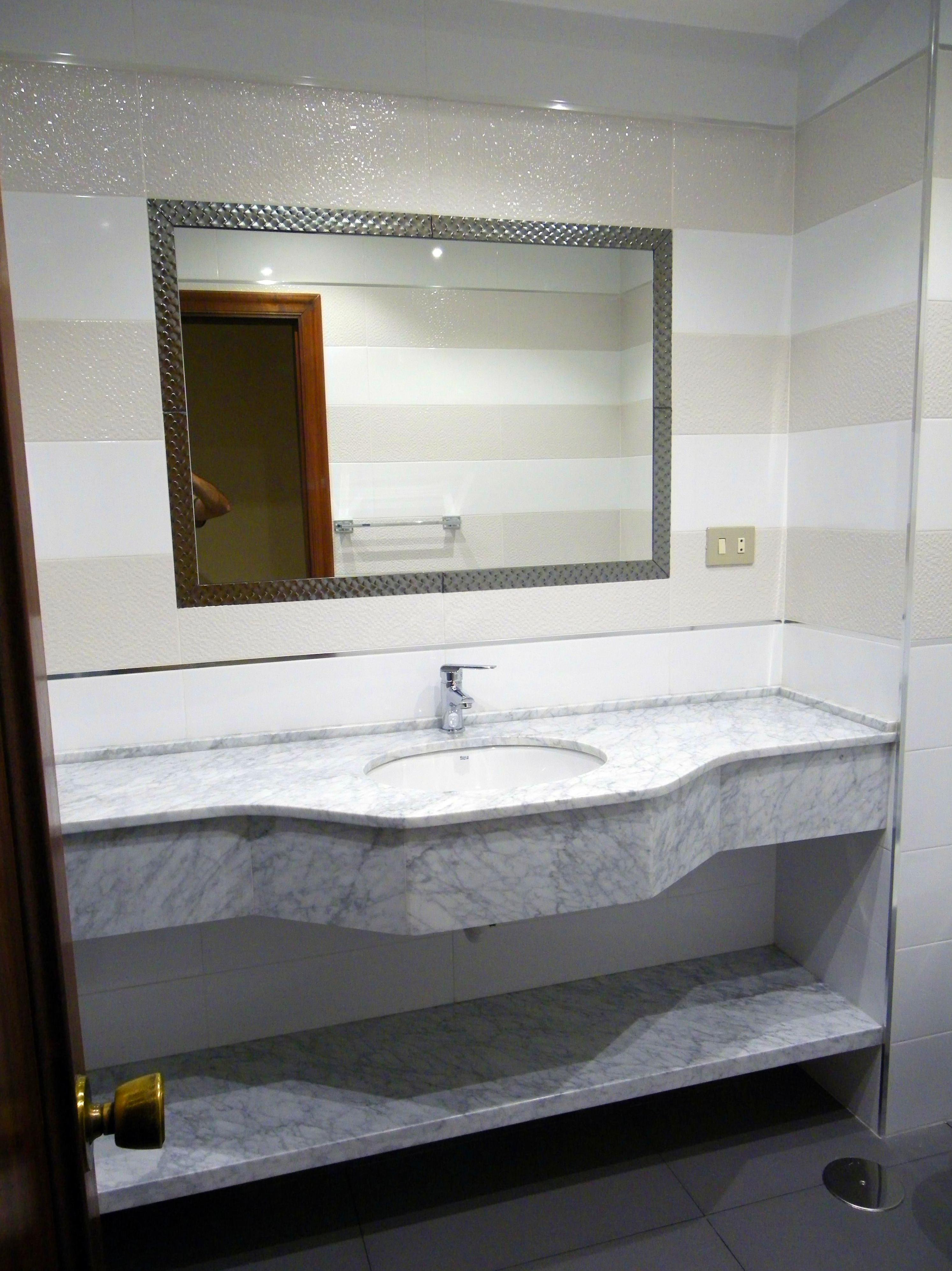 Baño realizado en Gijon