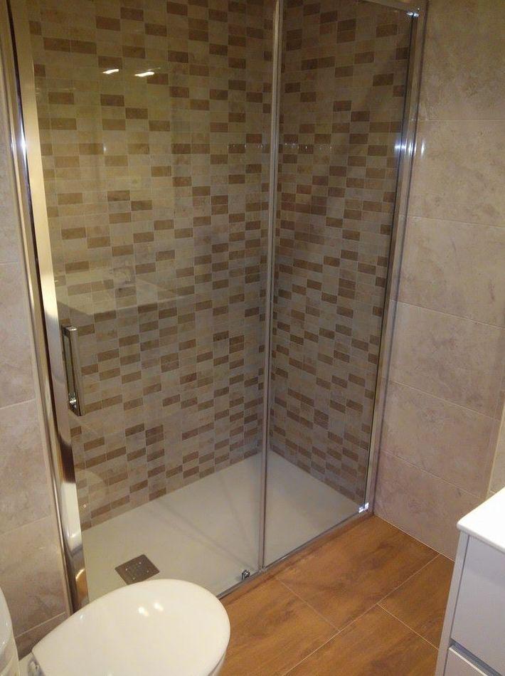 Baño reformado por Gresastur