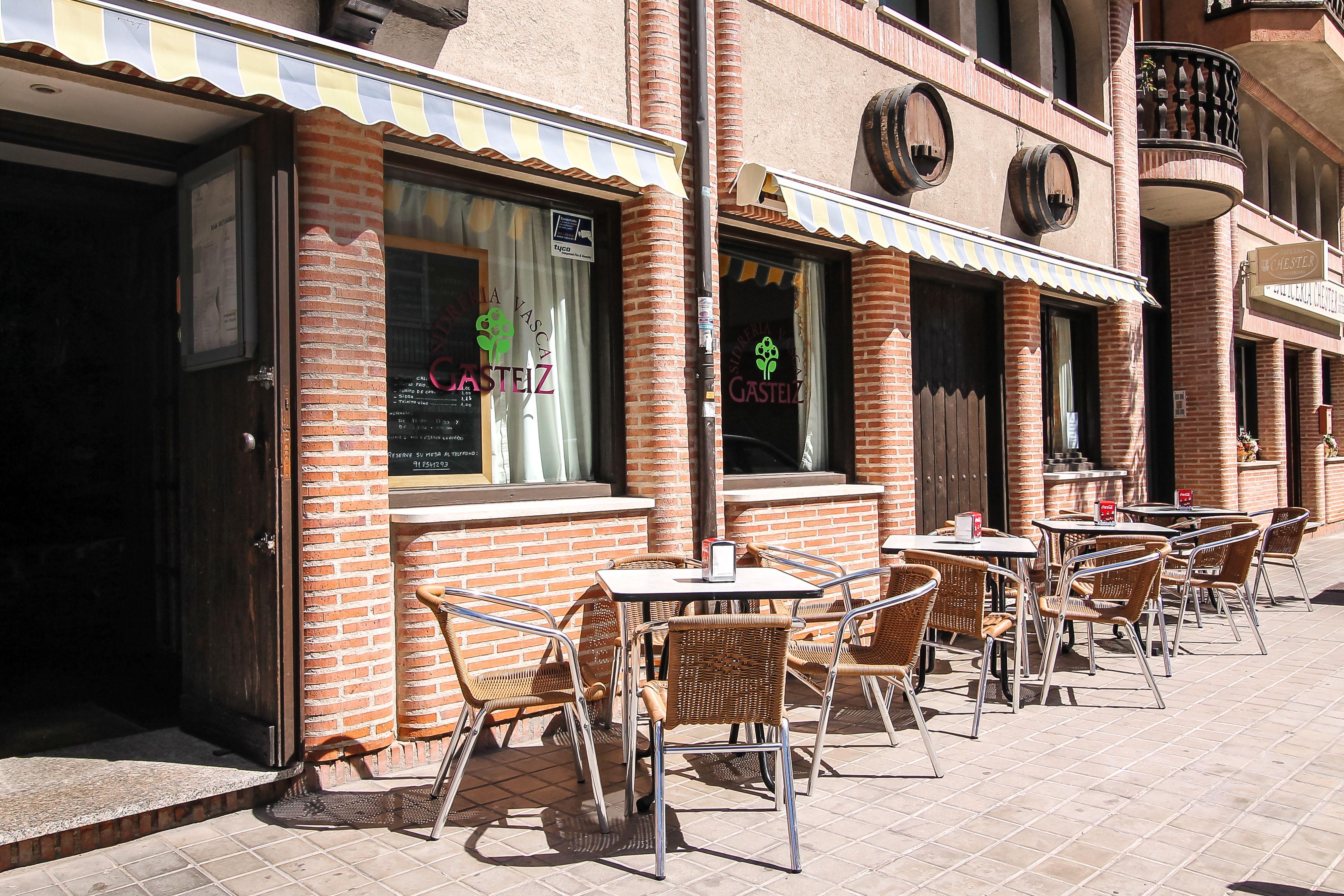 Foto 1 de Cocina vasca en Guadarrama | Sidrería Vasca Gasteiz