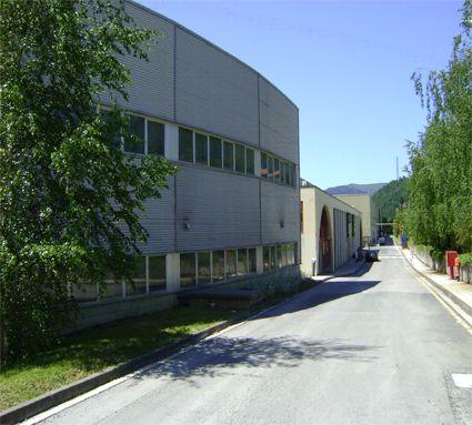 Edificios: Servicios de Zizurkil