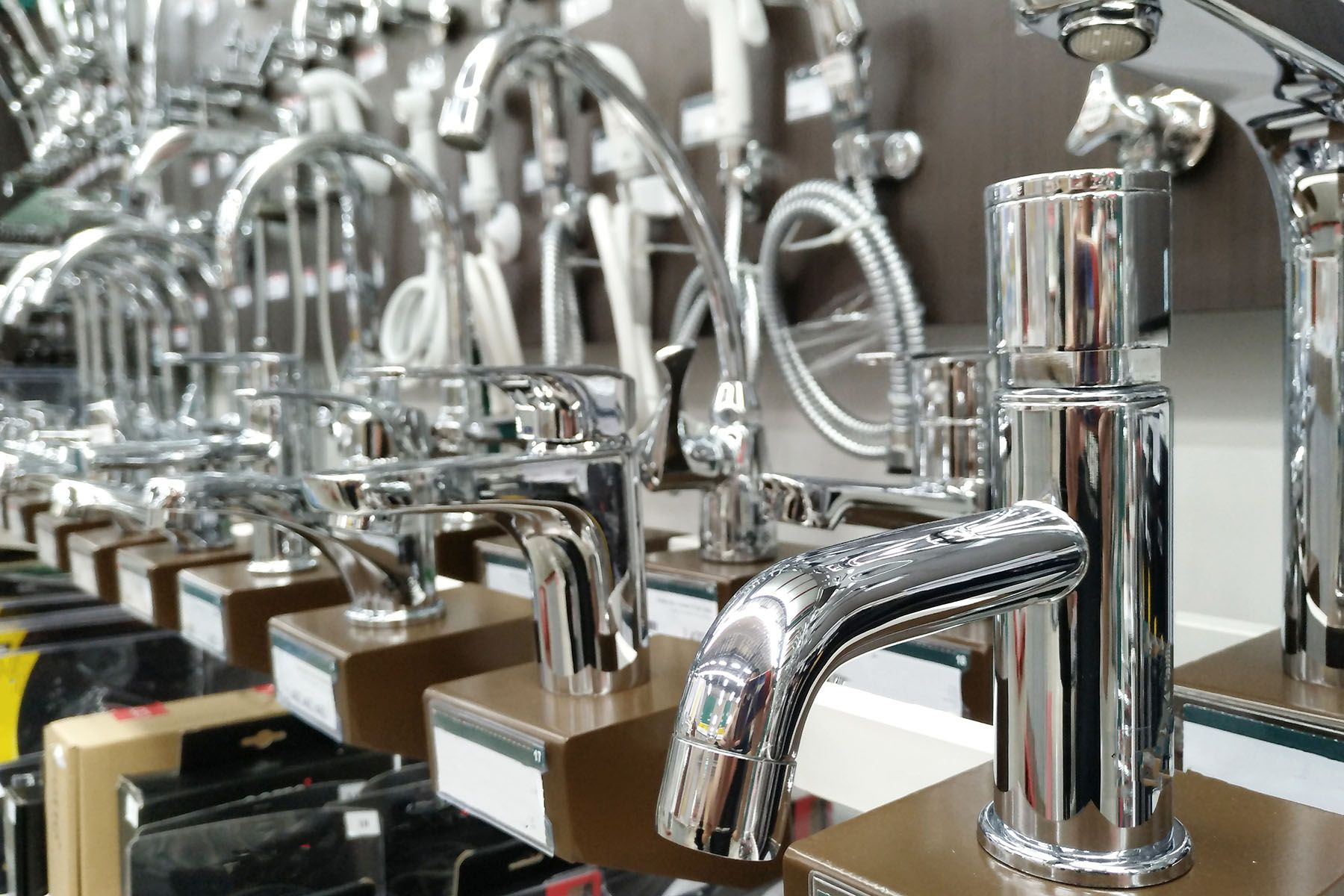 Almacén de fontanería en Motril