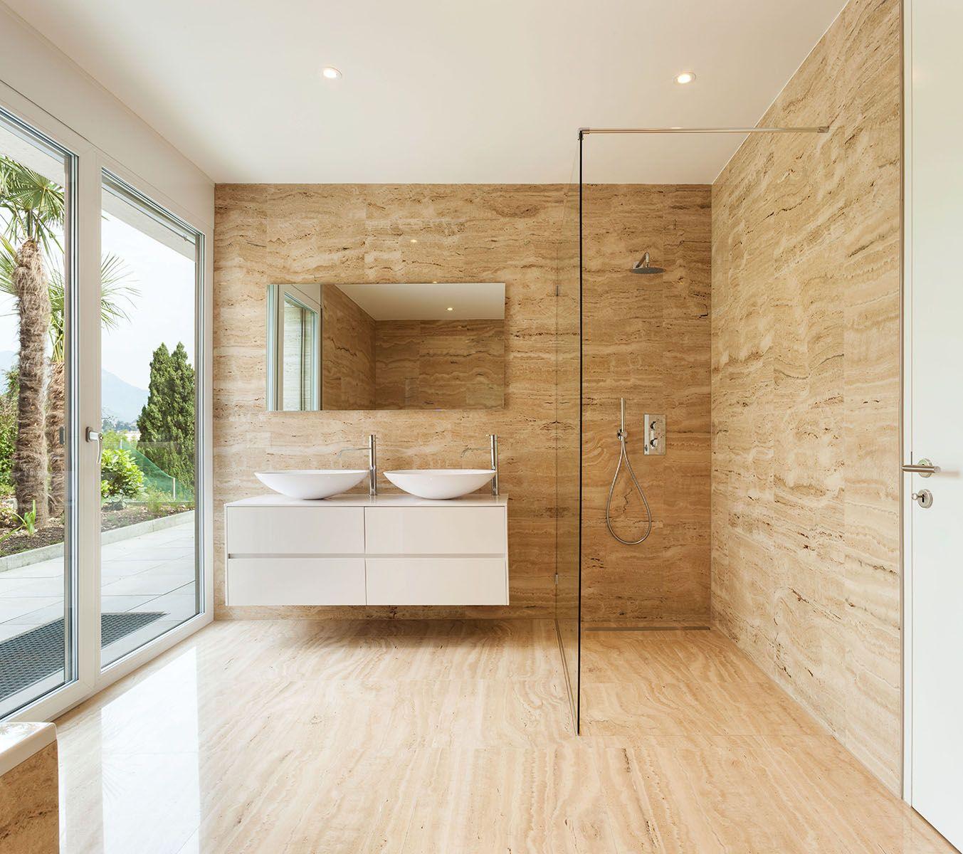 Muebles de baño, mamparas