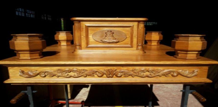 Muebles: Catálogo de Carpintería de Anento