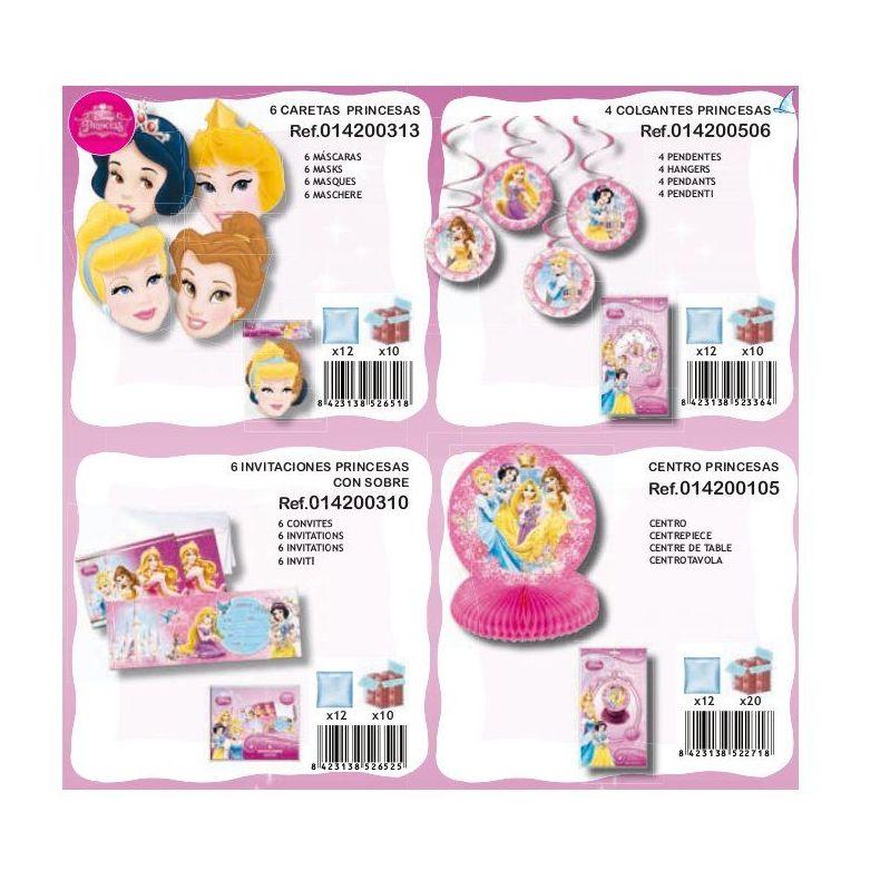 Princesas Disney: Productos de Verbetena