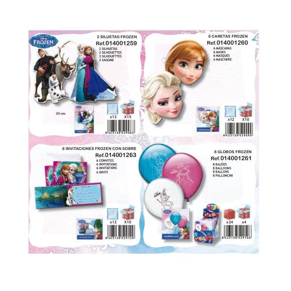 Frozen: Productos de Verbetena