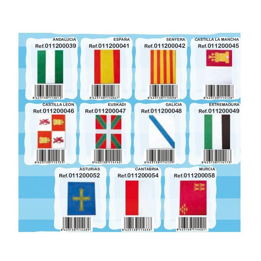 Banderas: Productos de Verbetena