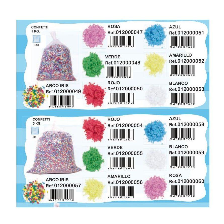 Confetti: Productos de Verbetena