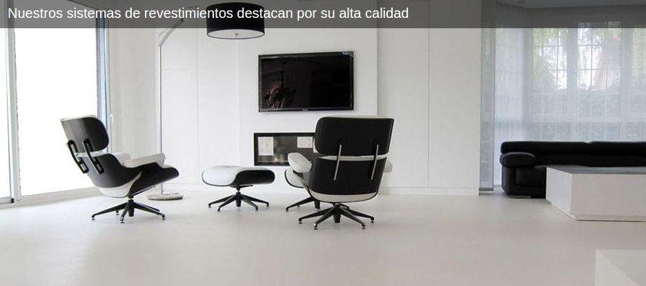 Foto 1 de Pavimentos industriales en Logroño | Tezco - Tecnicas Ezquerro Coral S.A.